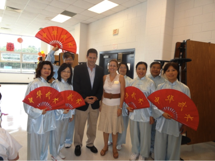Monmouth Chinese School